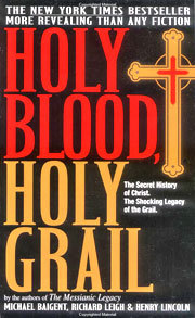 Holy Blood Holy Grail Book