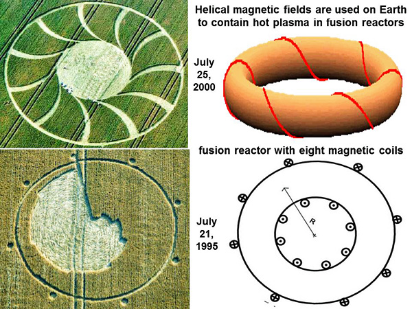 17-helical magnetic fields