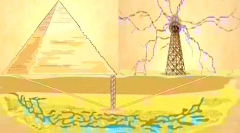 Tesla and the Pyramid 4 post