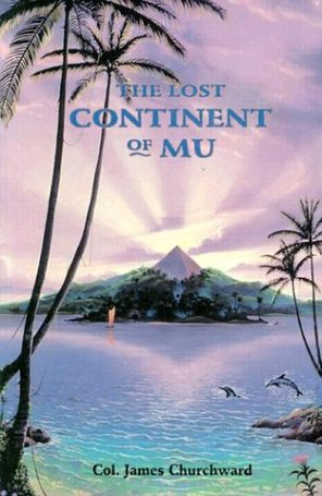 Lost Continent of Mu book