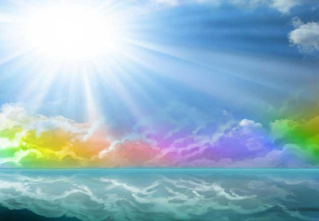 sun-with-ainbow-clouds-4-post