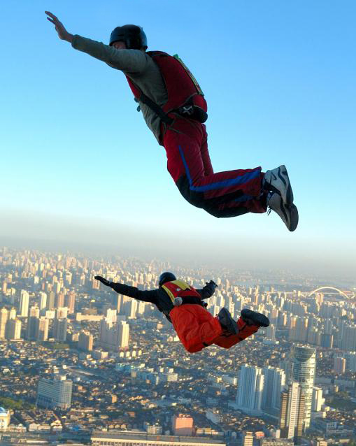 sky dive two