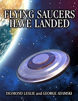 Flying Saucers Have Landed book cover