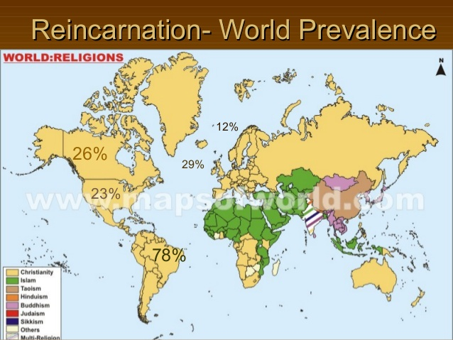 reincarnation in the worlds religions