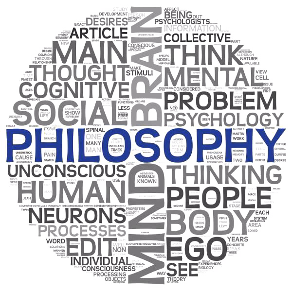 philosophy-word-collage