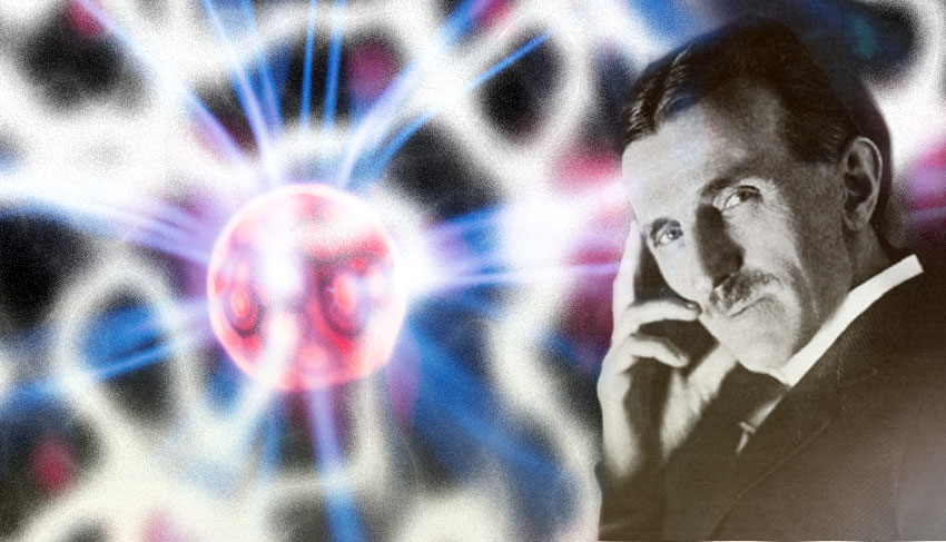 Nikola Tesla And Radiant Energy | Unariun Wisdom